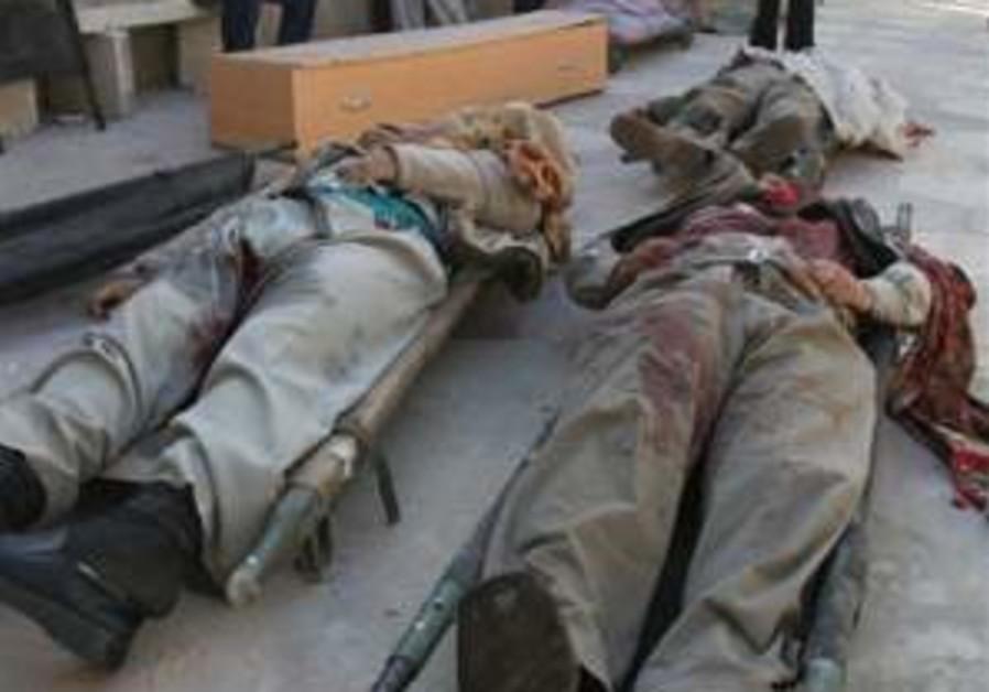 casualties of bombing in baghdad