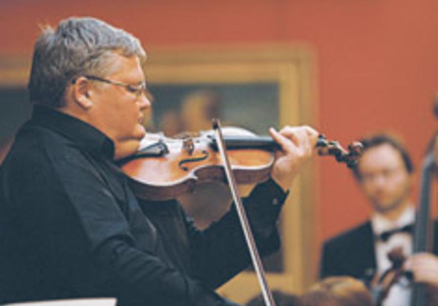 Sergei Stadler offers string gems