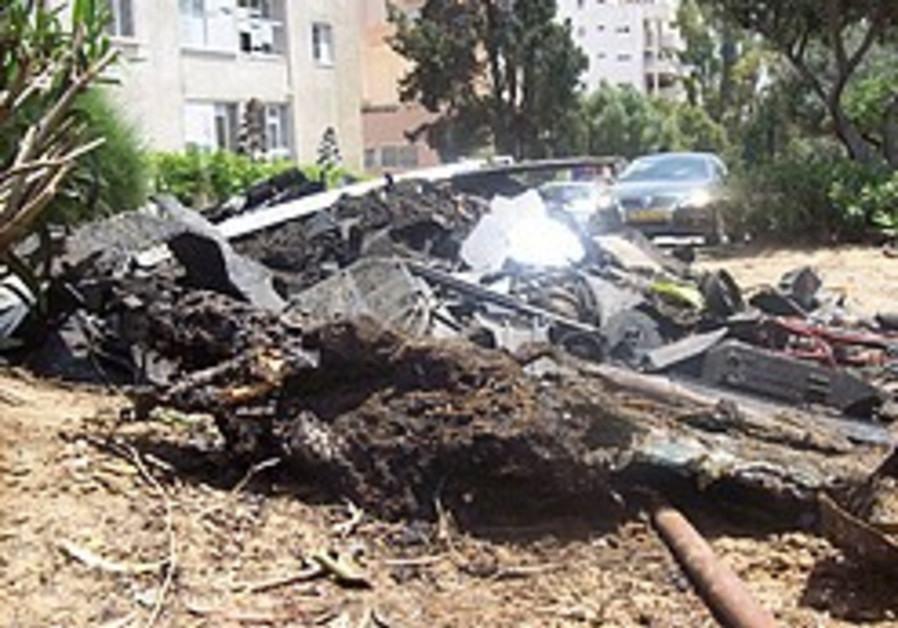 Car bomb wounds Rehovot man in alleged underworld attack