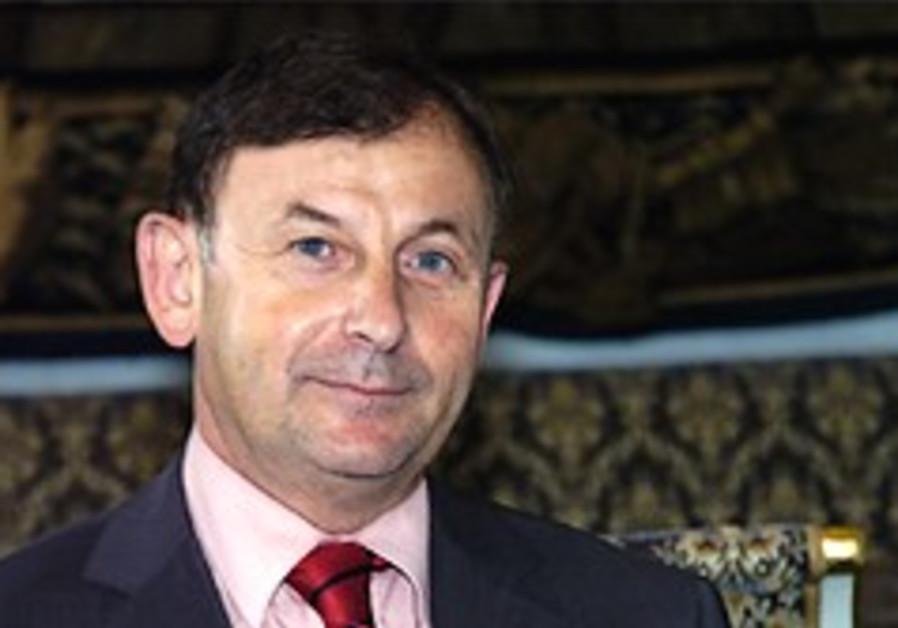 Czech envoy: Israel-EU upgrade stuck, not frozen