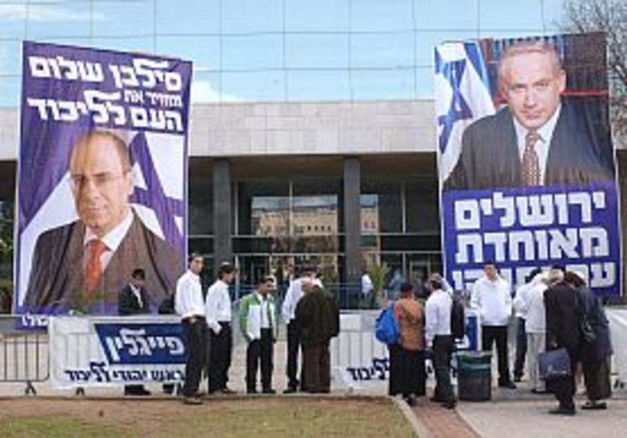 'Sharon the good, Bibi the bad, Peretz the irrelevant'