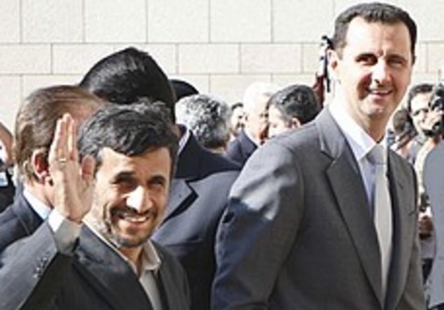 Analysis: Iran-Syria alliance in harmony