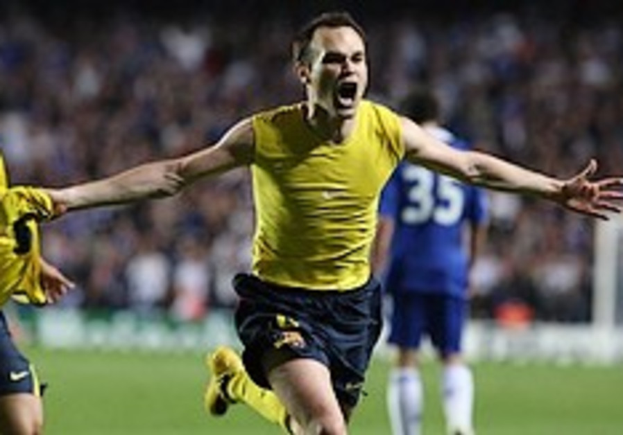 UEFA Champions League: Barca shocks Chelsea to advance to final