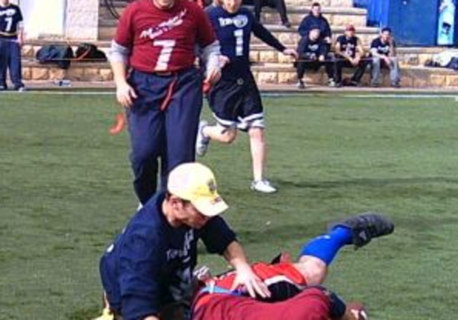 American football in Israel: Heritage Affinty AFI heads into 2nd round