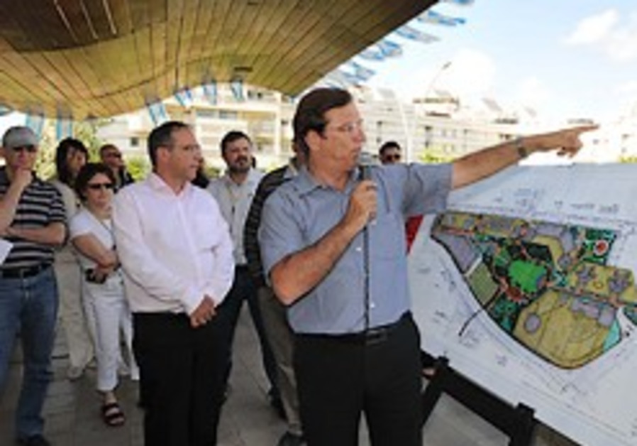 Water Crisis and the Yarkon River Project