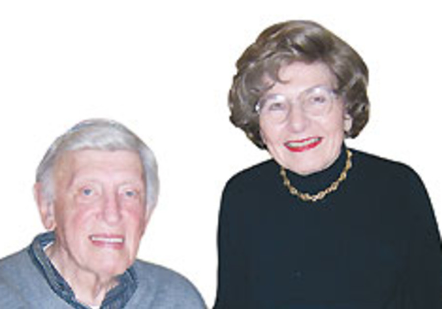 Veterans: Beatrice and Murray Safran: From New York to Jerusalem