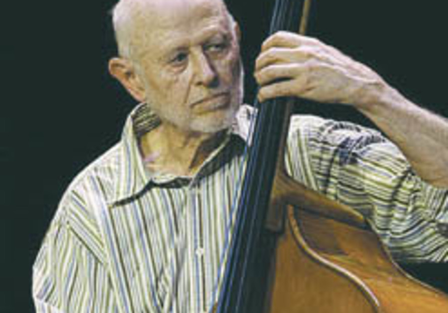 Arts: Touching bass in Jerusalem