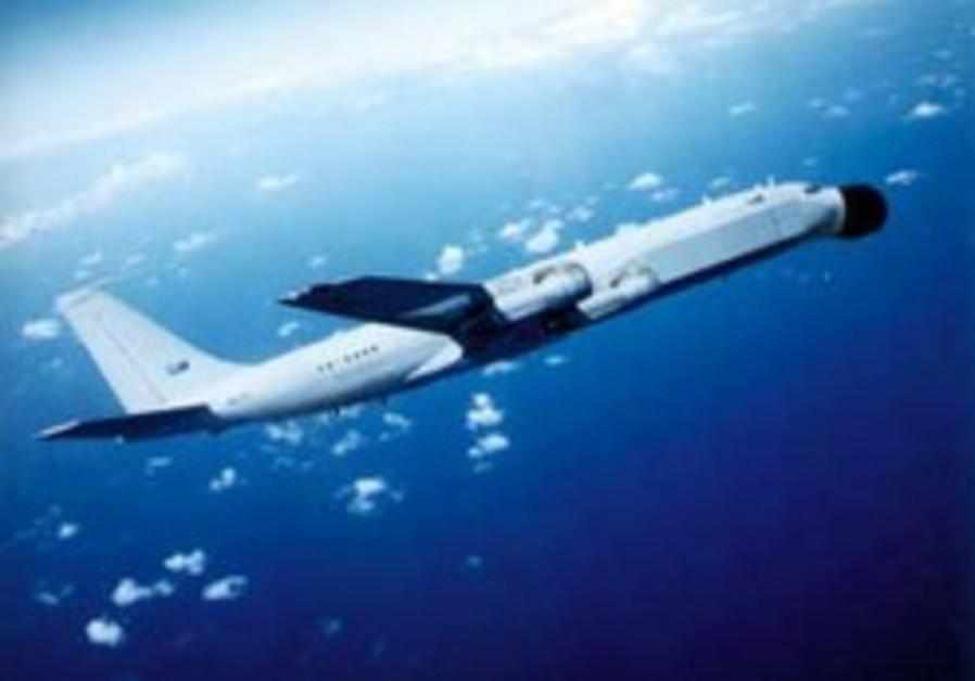 Israel, India discuss $1.1b AWACS deal