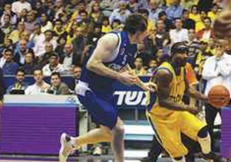 BSL Playoffs: Maccabi Tel Aviv, Haifa clinch series