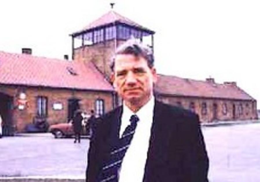 Australian Holocaust denier sentenced