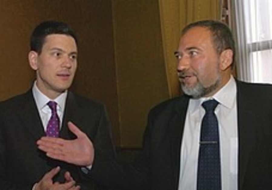 Lieberman departs for EU, North America