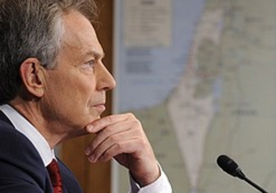 Blair: Israel to ease Gaza blockade soon