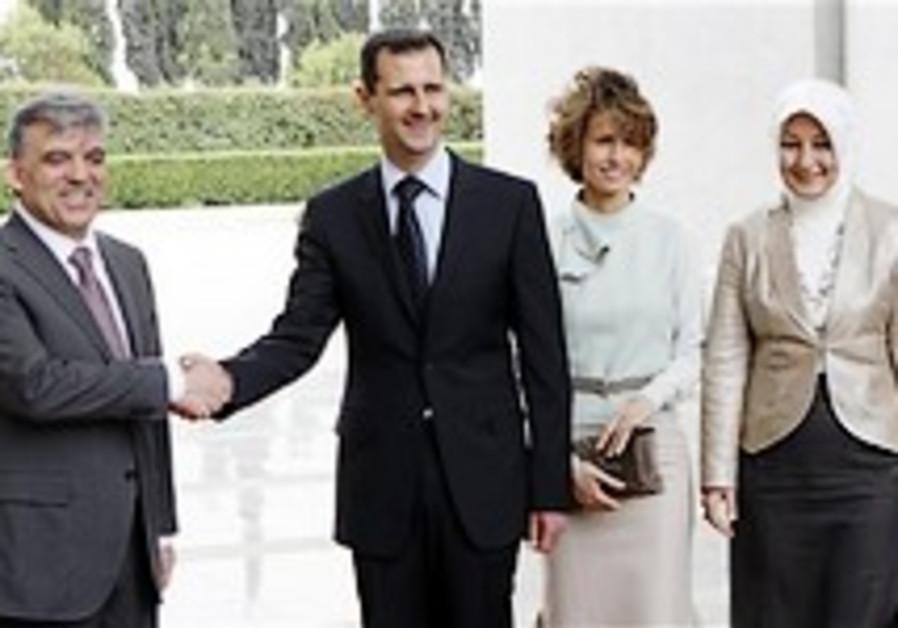 Syrian president to visit Turkey for Mideast talks