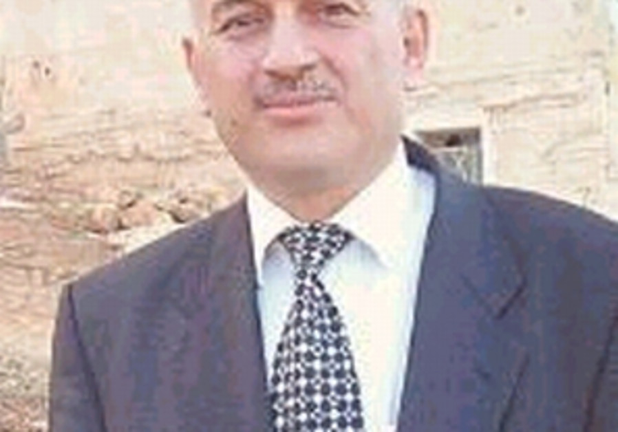 A pragmatic mayor for Nablus