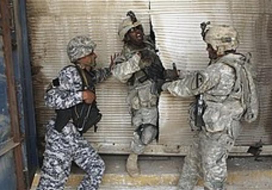 US-Iraqi operation targets al-Qaida cell in north