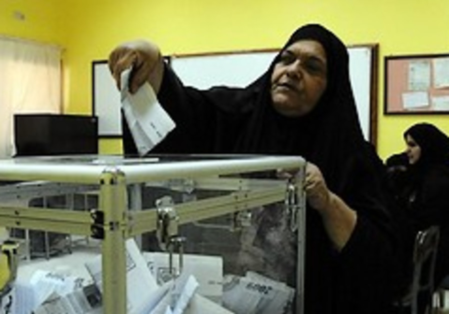 Kuwaiti women win first parliamentary seats