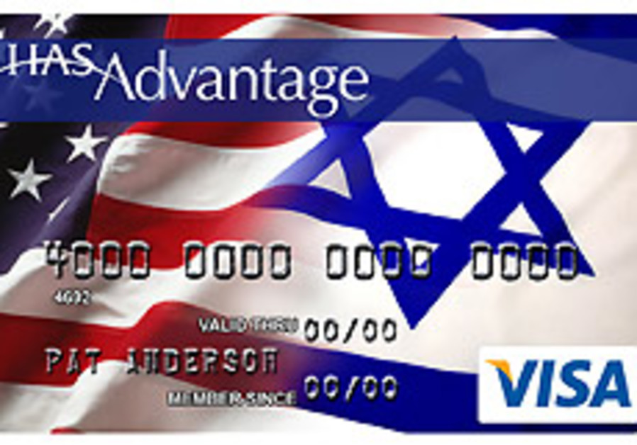 The HAS Advantage Visa Card - Made for You