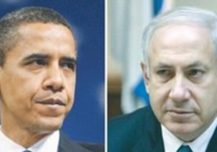 'Netanyahu, Obama to focus on Iran'