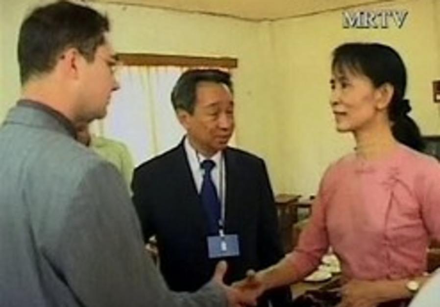 Myanmar's Suu Kyi prepares to testify in court