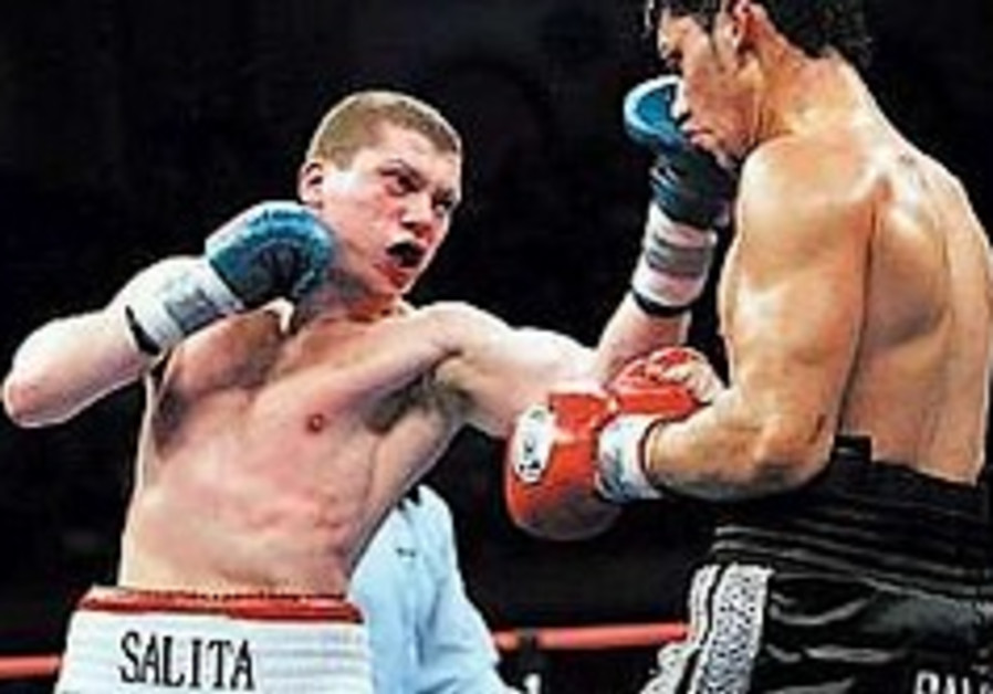 Boxing: Still-undefeated Salita looks ahead