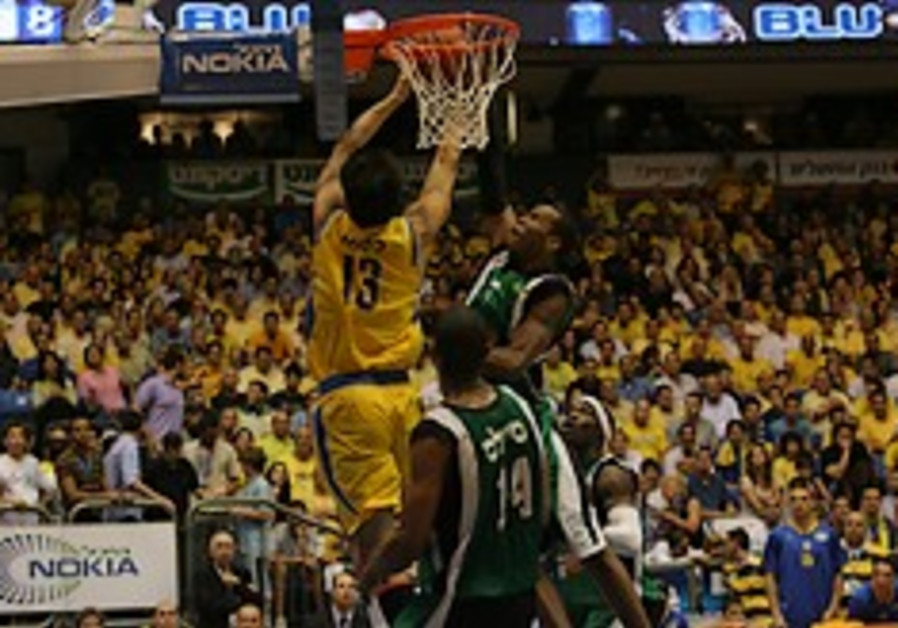 Local Basketball: Maccabi TA are champions once more