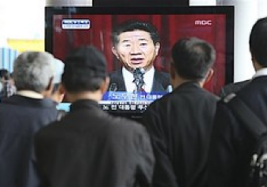 S. Korean ex-president jumps to his death