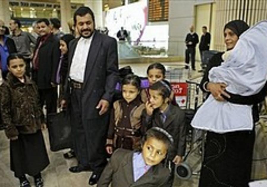 'Yemenite Jews won't be absorbed by Satmar'