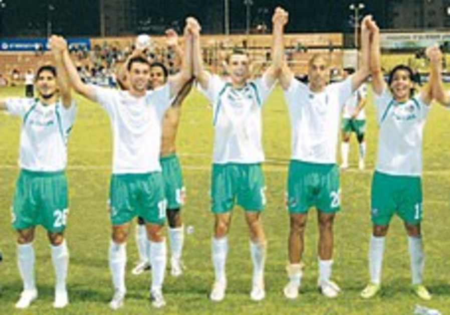 Local Soccer: Maccabi Haifa wins the league