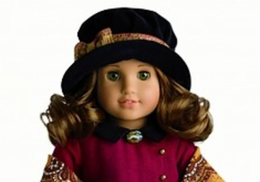 The new American Girl doll: She's Jewish and she's poor