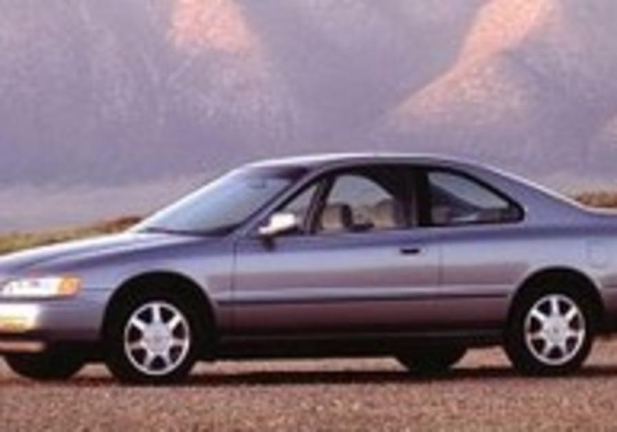 Man's car stolen with infant inside