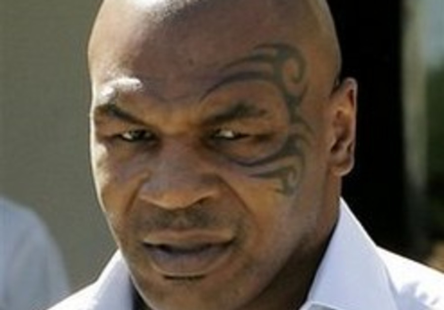 Police: Mike Tyson's daughter on life support