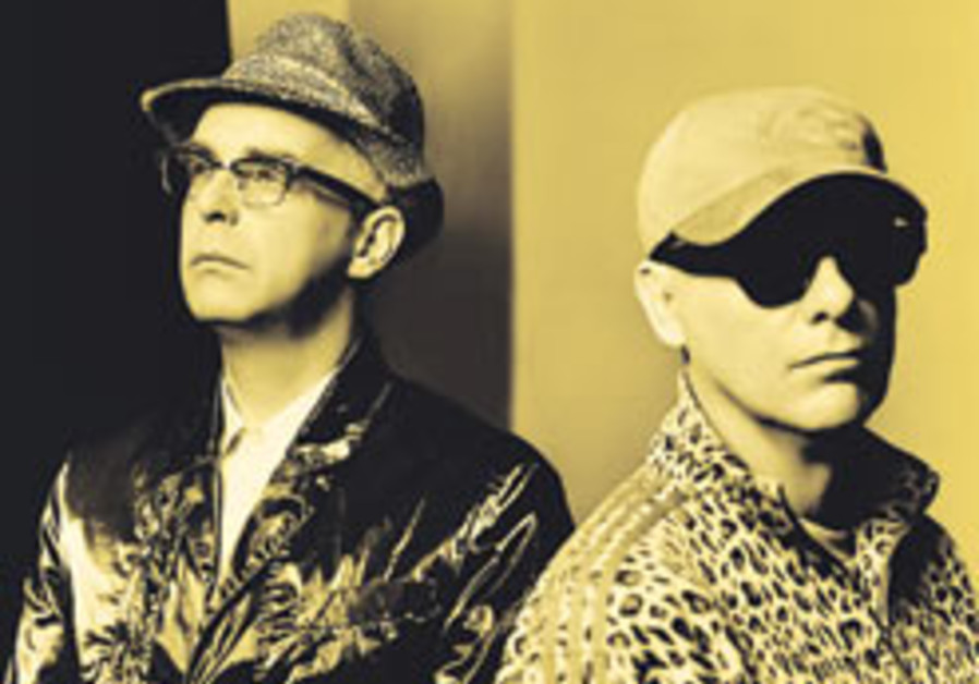Pet Shop Boys coming back to Israel