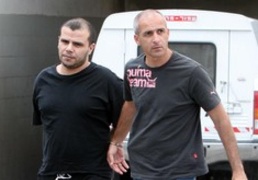 Yihya Farhan (left) taken to court