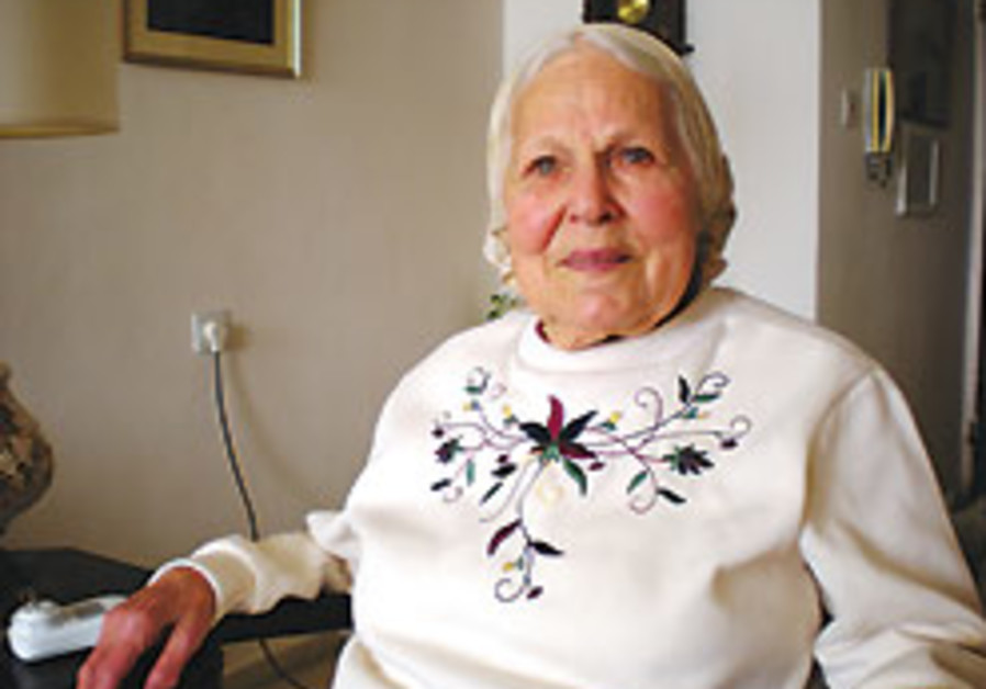 Veterans: Rose Saperstein: From New York to Jerusalem