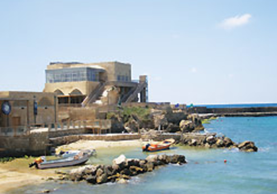 Caesarea legends