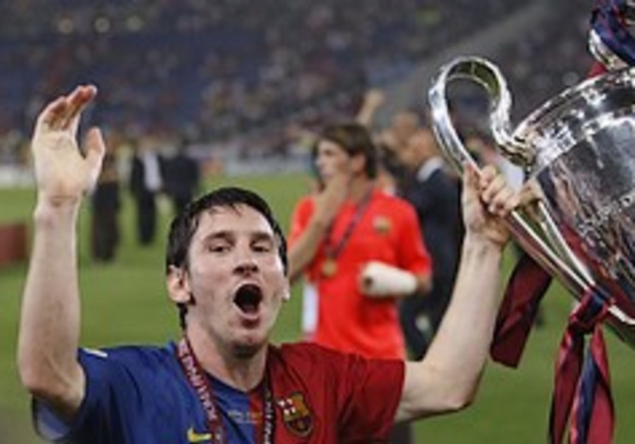 UEFA Champions League: Barca crowned champions of Europe