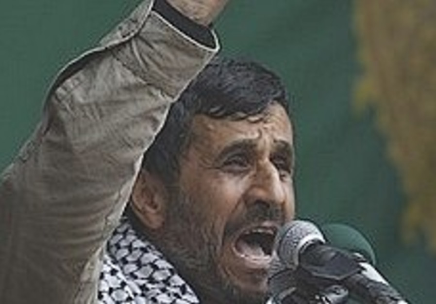 Ahmadinejad seems headed for landslide