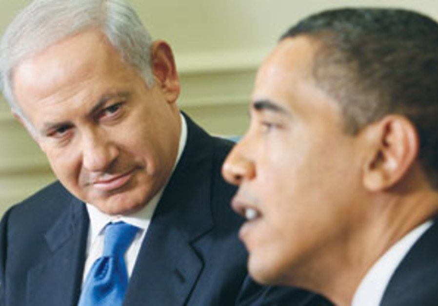 Bibi/Obama : diplomatie sur le ring