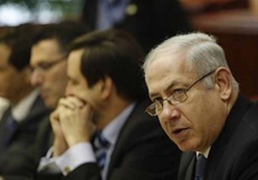PM: Recognition of Jewish state is key