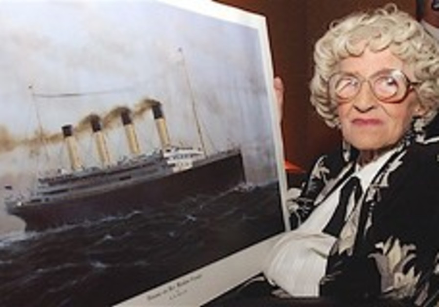 Last survivor of 'unsinkable' Titanic dies at 97