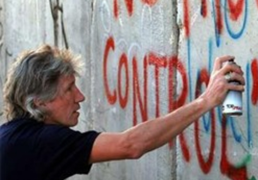 Roger Waters narrates anti-fence film