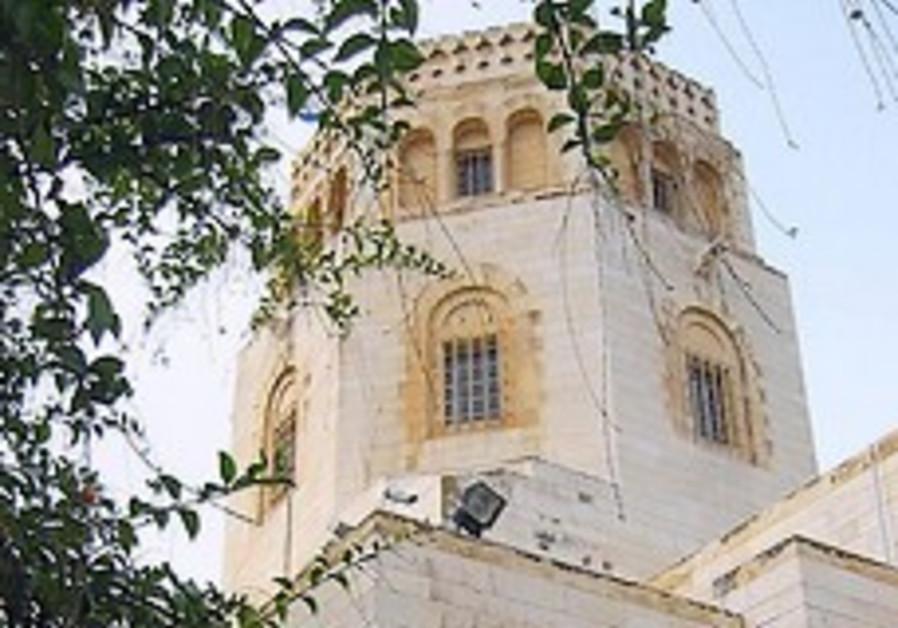 Arab vendors fume over planned new east J'lem hotel