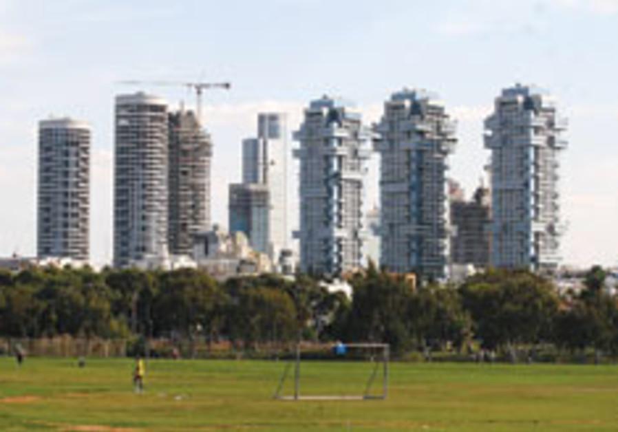 Tel Aviv buildings great
