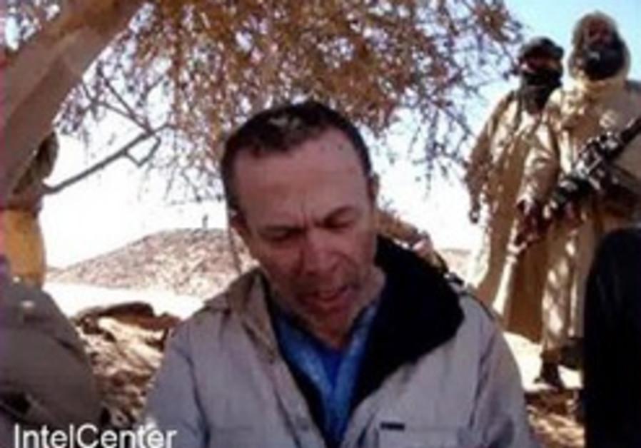British hostage thought killed by al-Qaida