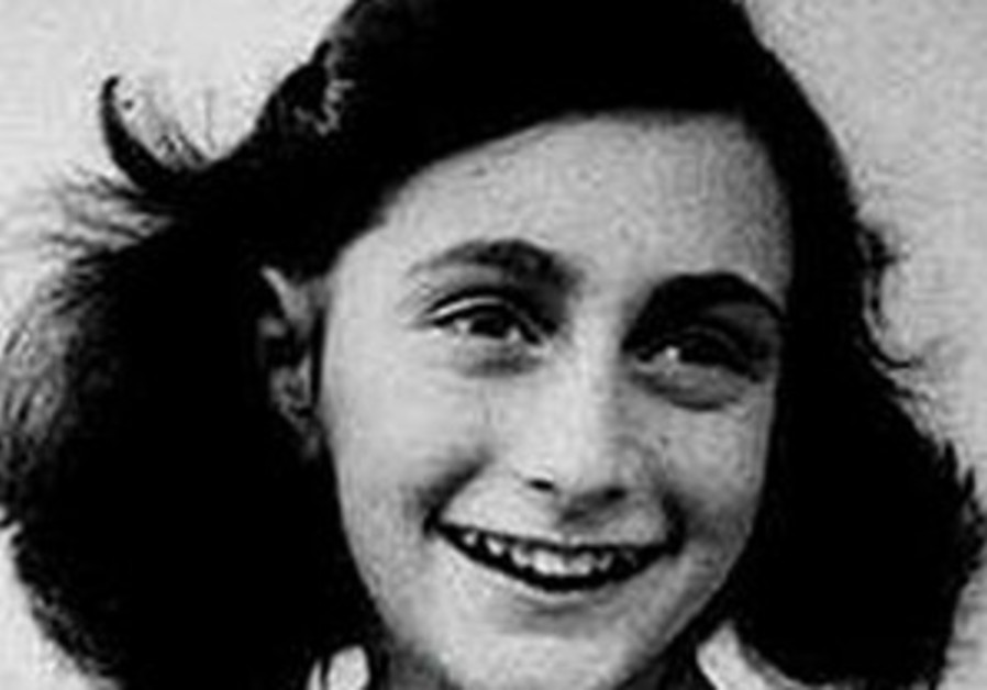 Memorializing Anne Frank's love for nature