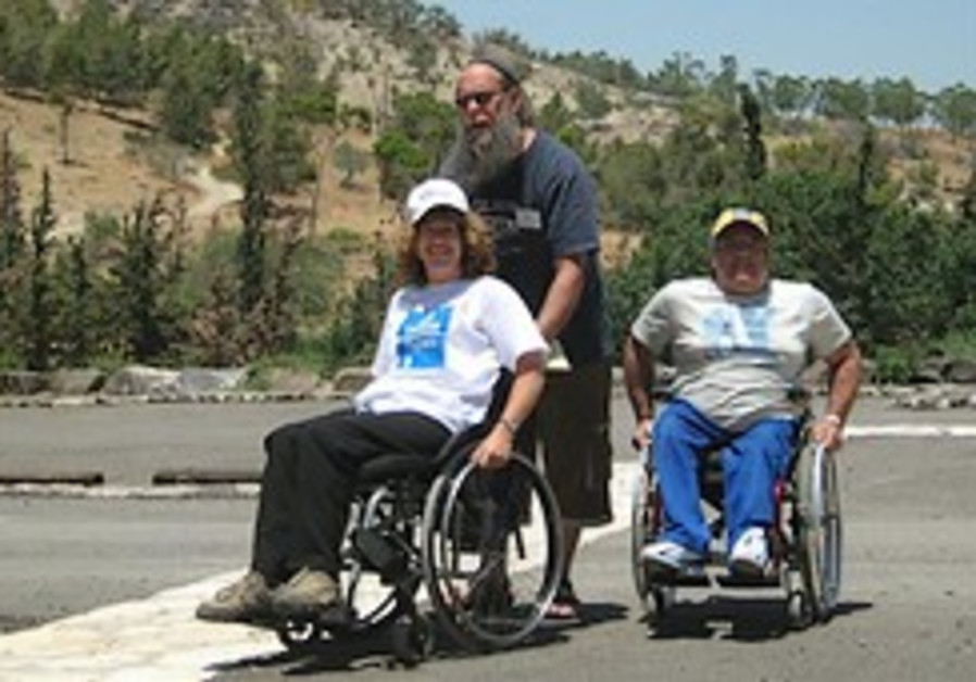 Accessibility for everybody at KKL-JNF sites