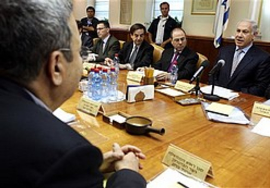 Netanyahu: 'Ours is not a zigzag policy'