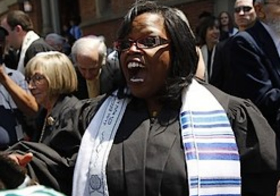 First African American woman rabbi ordained