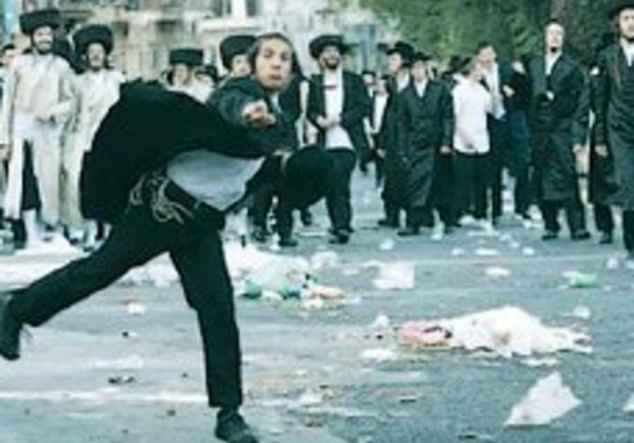Haredim plan more Shabbat protests