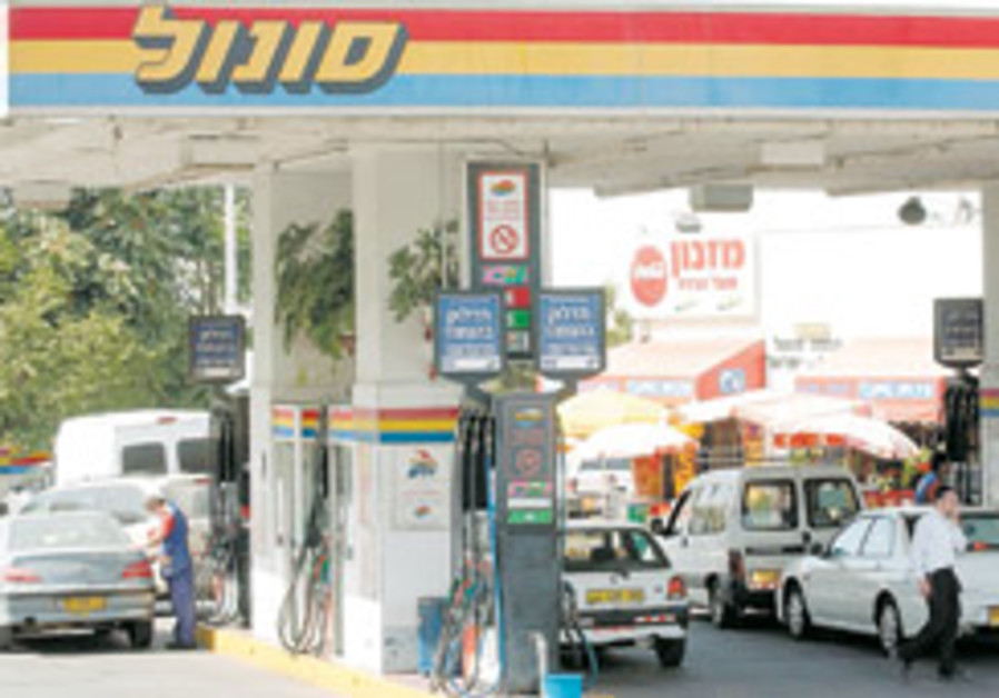 Histadrut fights Sonol firings